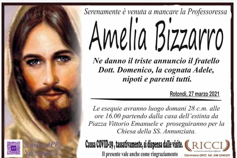 Amelia Bizzarro