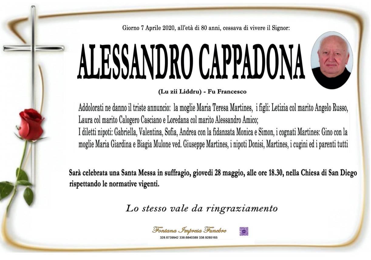 Alessandro Cappadona