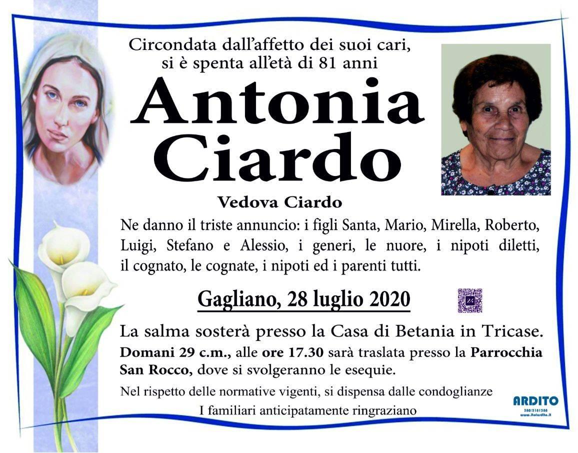 Antonia Ciardo