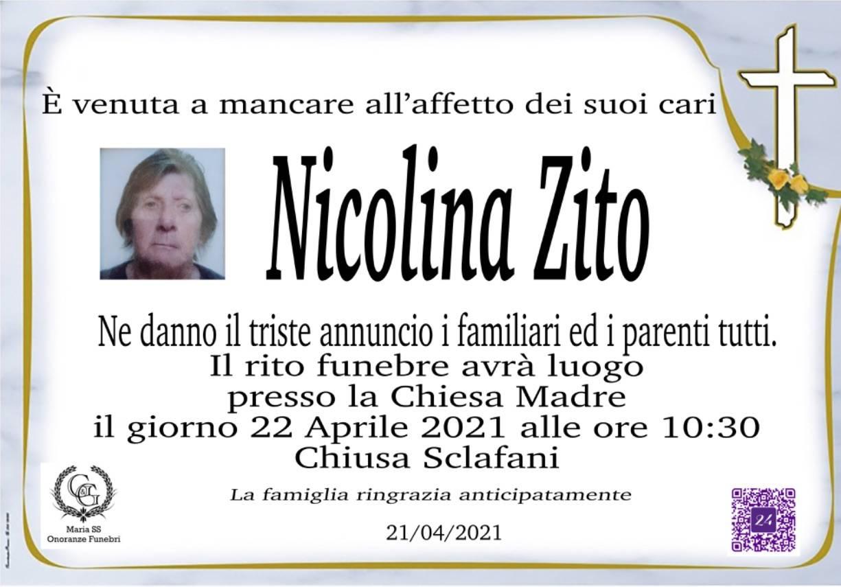 Nicolina Zito