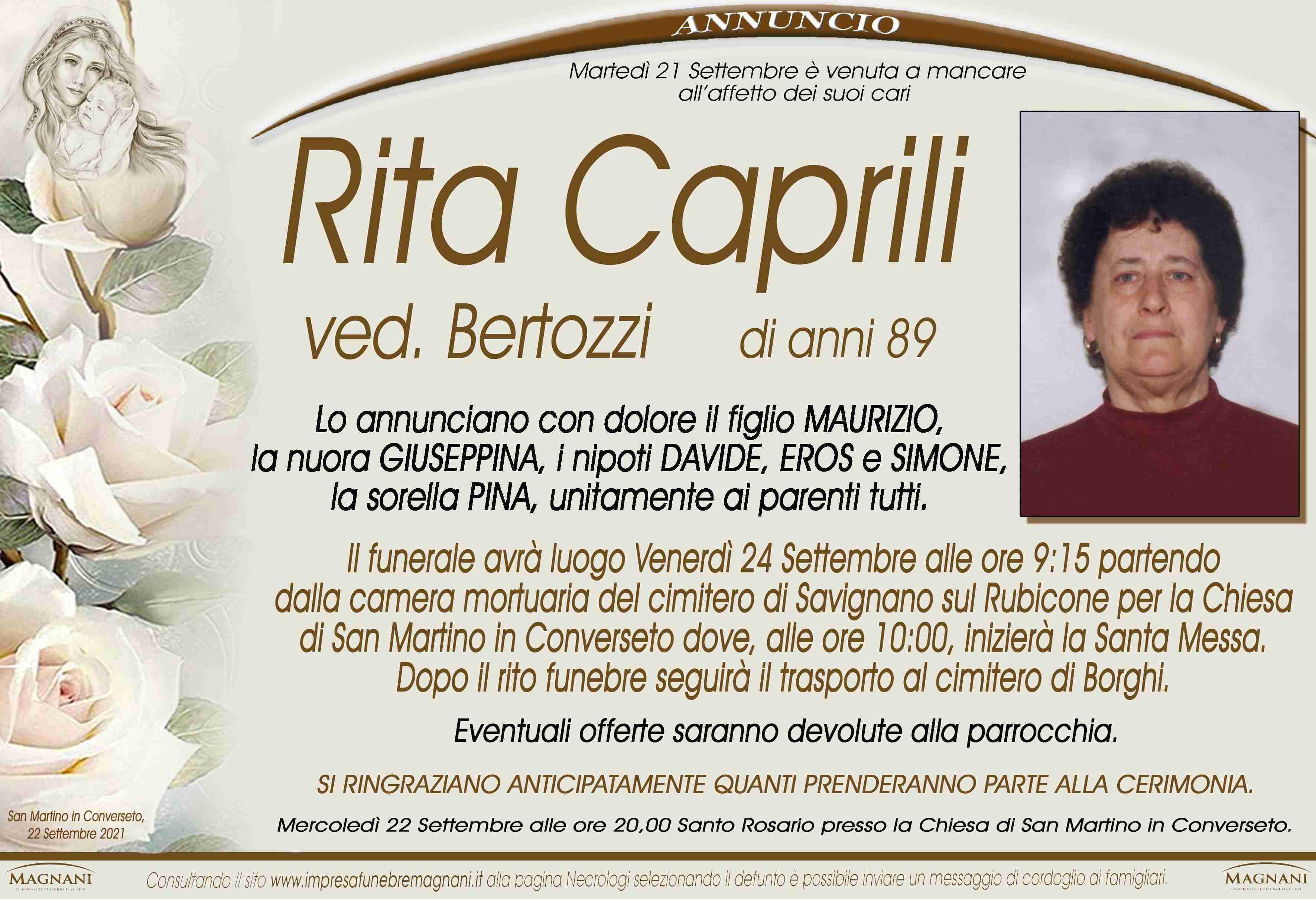 Rita Caprili