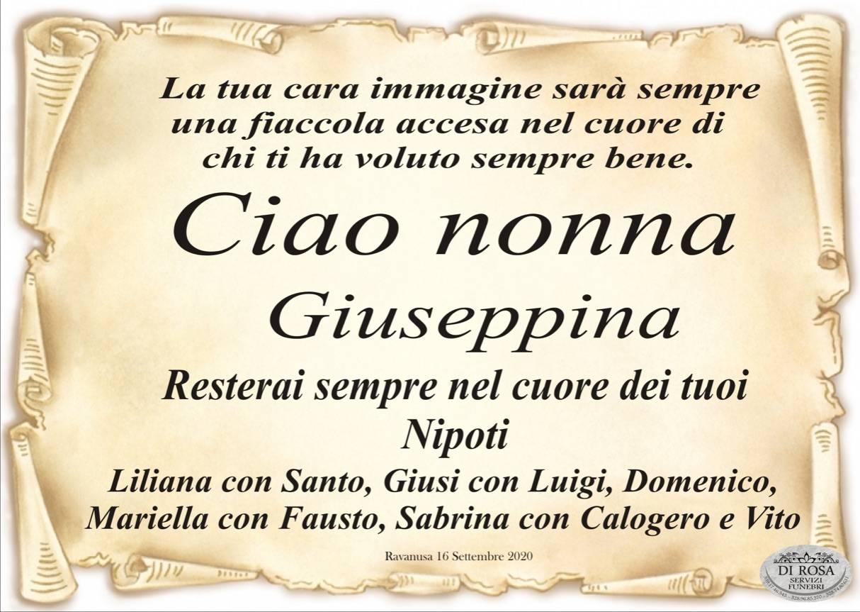 Ciao nonna Giuseppina - I nipoti