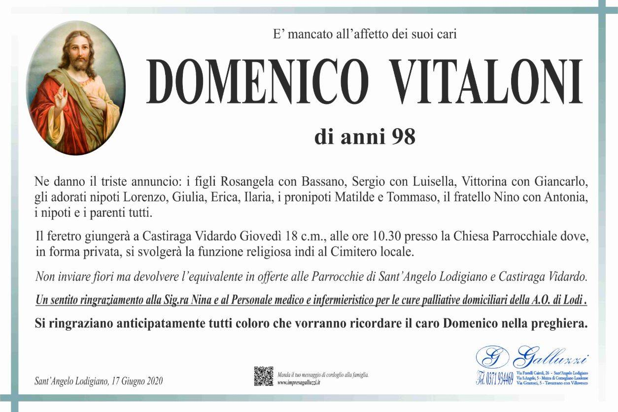 Domenico Vitaloni