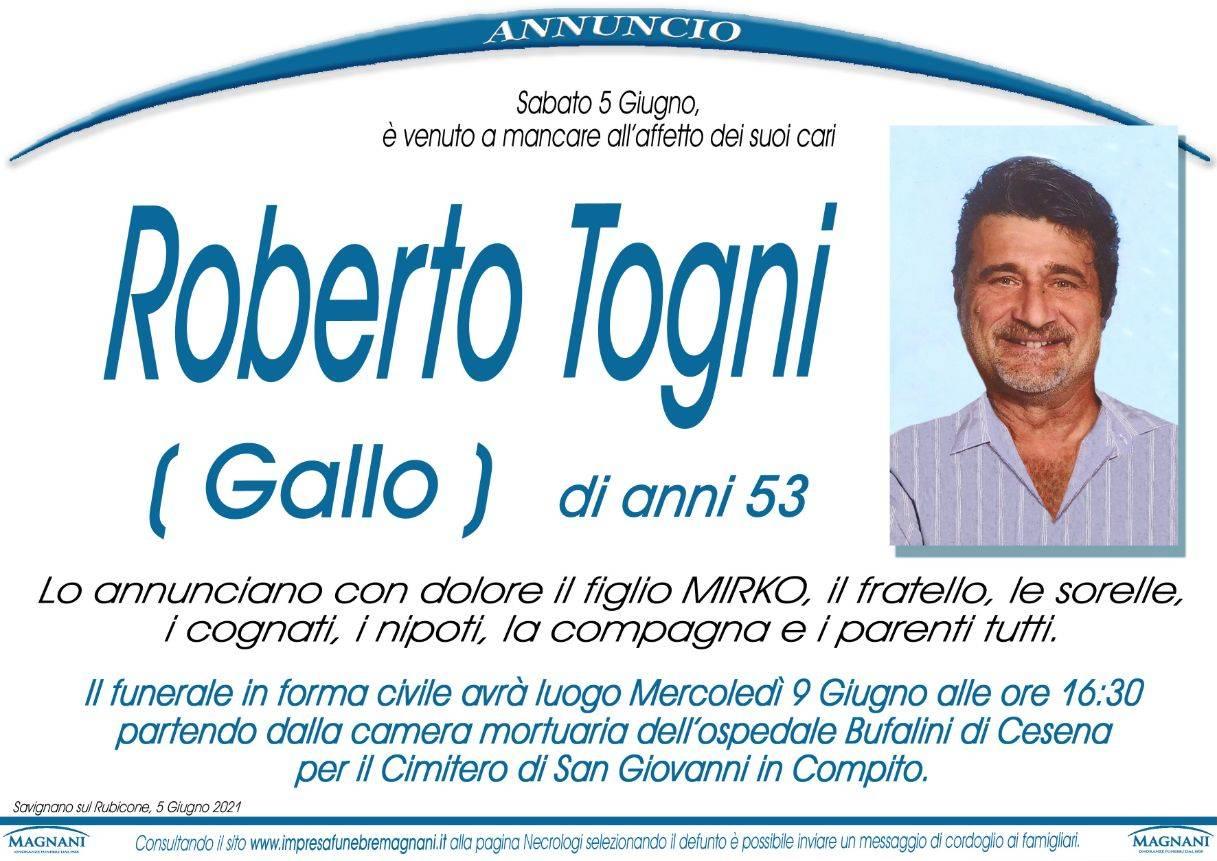 Roberto Togni