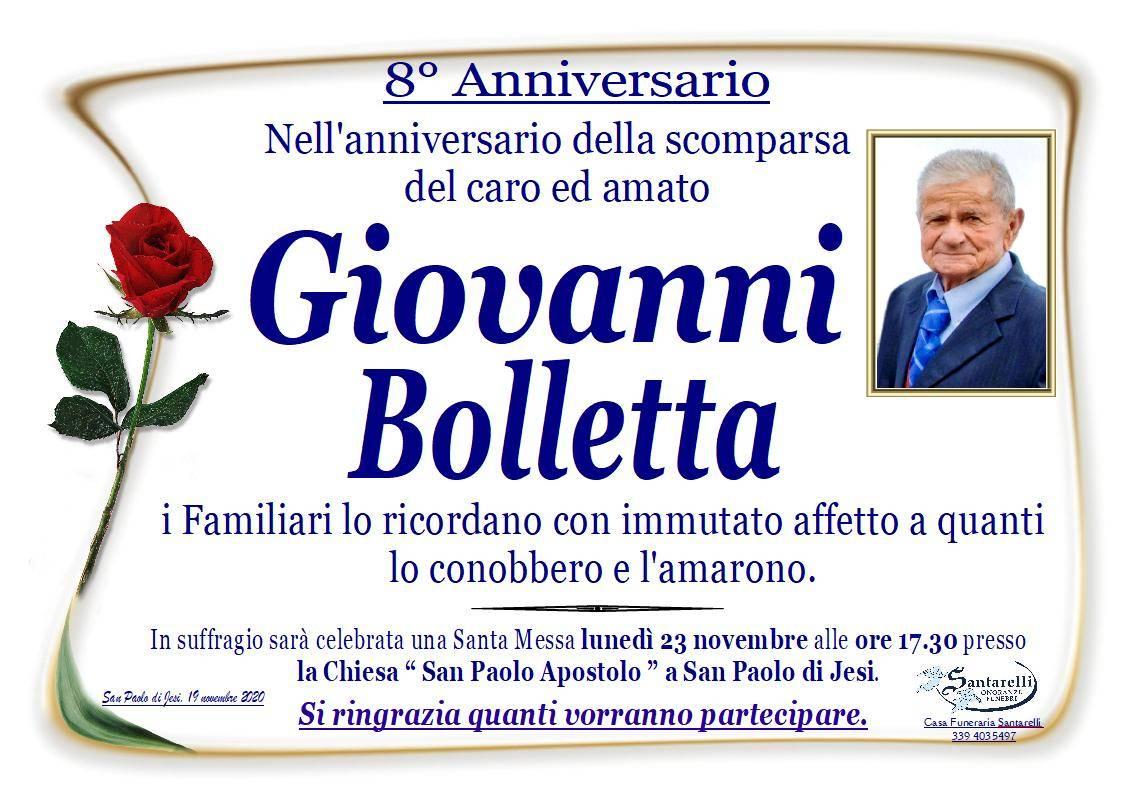 Giovanni Bolletta