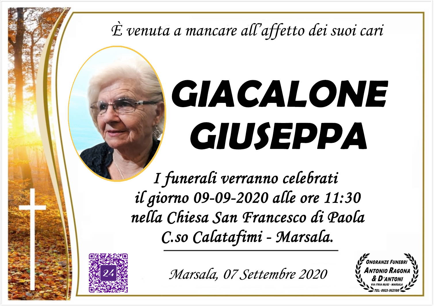 Giuseppa Giacalone