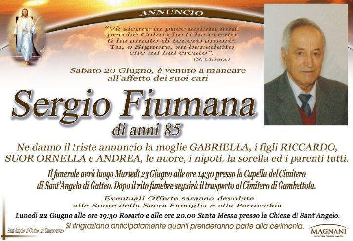Sergio Fiumana