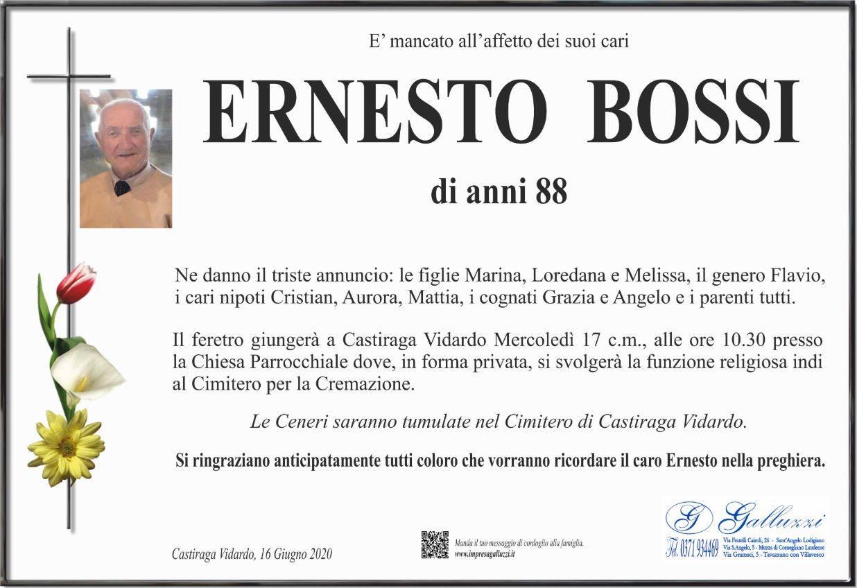 Ernesto Bossi