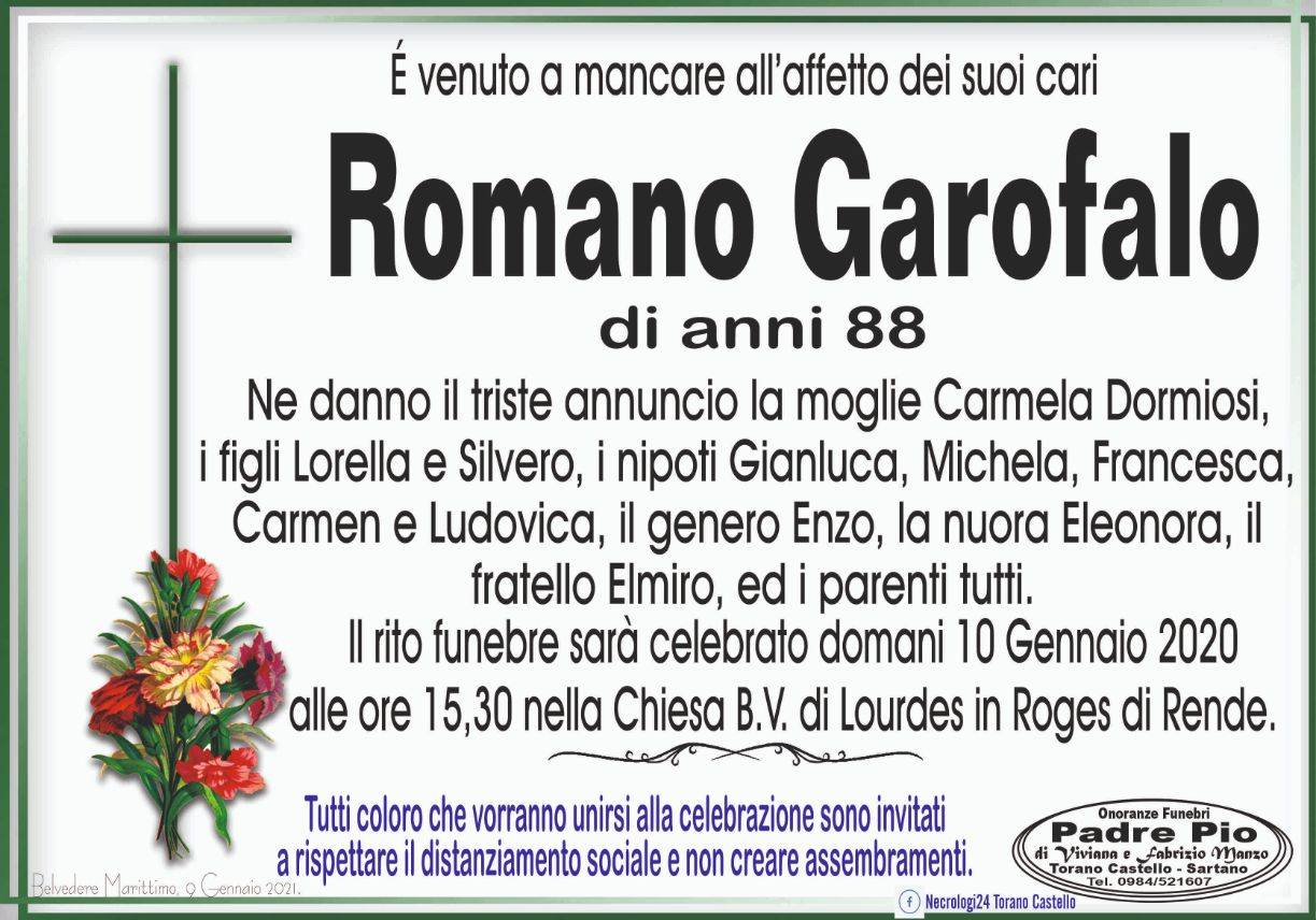 Romano Garofalo