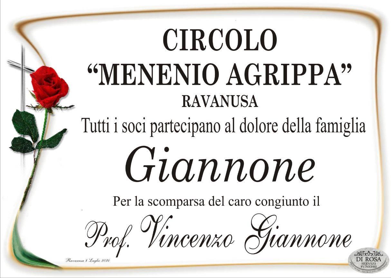 """Circolo """"Menenio Agrippa"""" Ravanusa"""