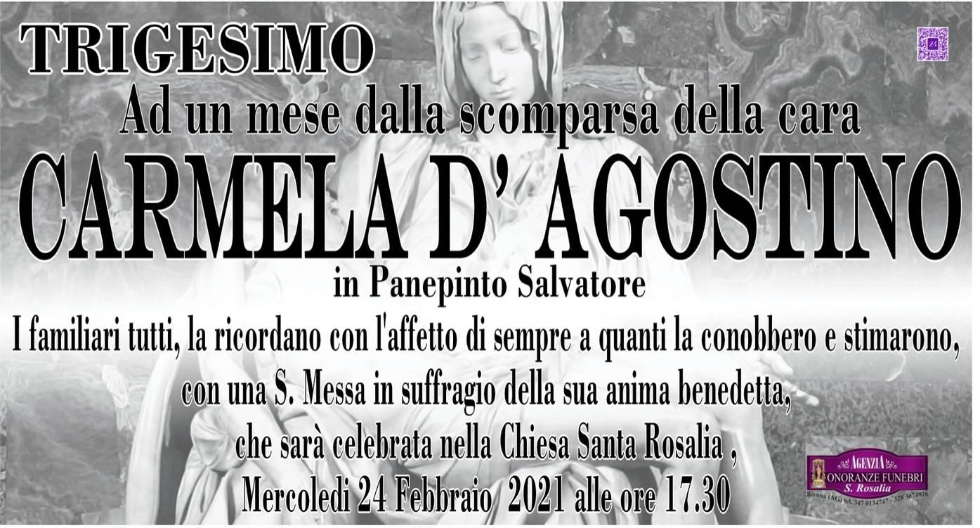 Carmela D'Agostino