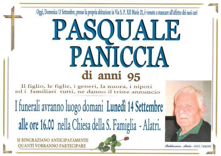 Pasquale Paniccia
