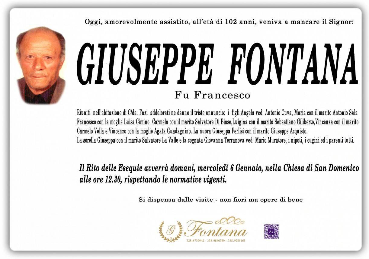 Giuseppe Fontana