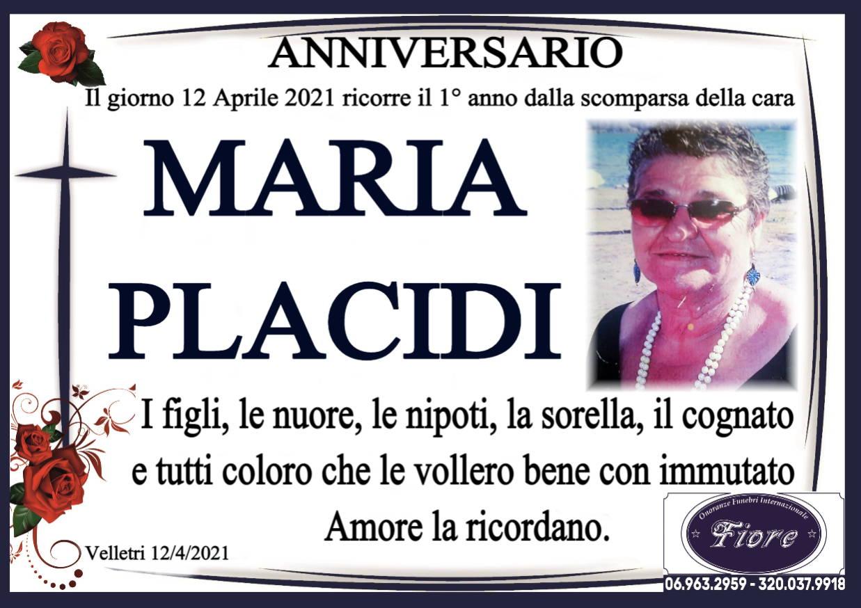 Maria Placidi