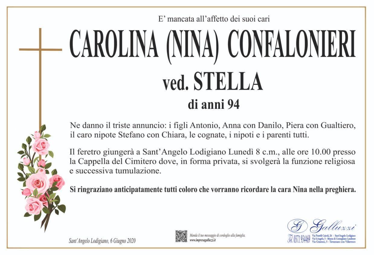 Carolina (Nina) Confalonieri