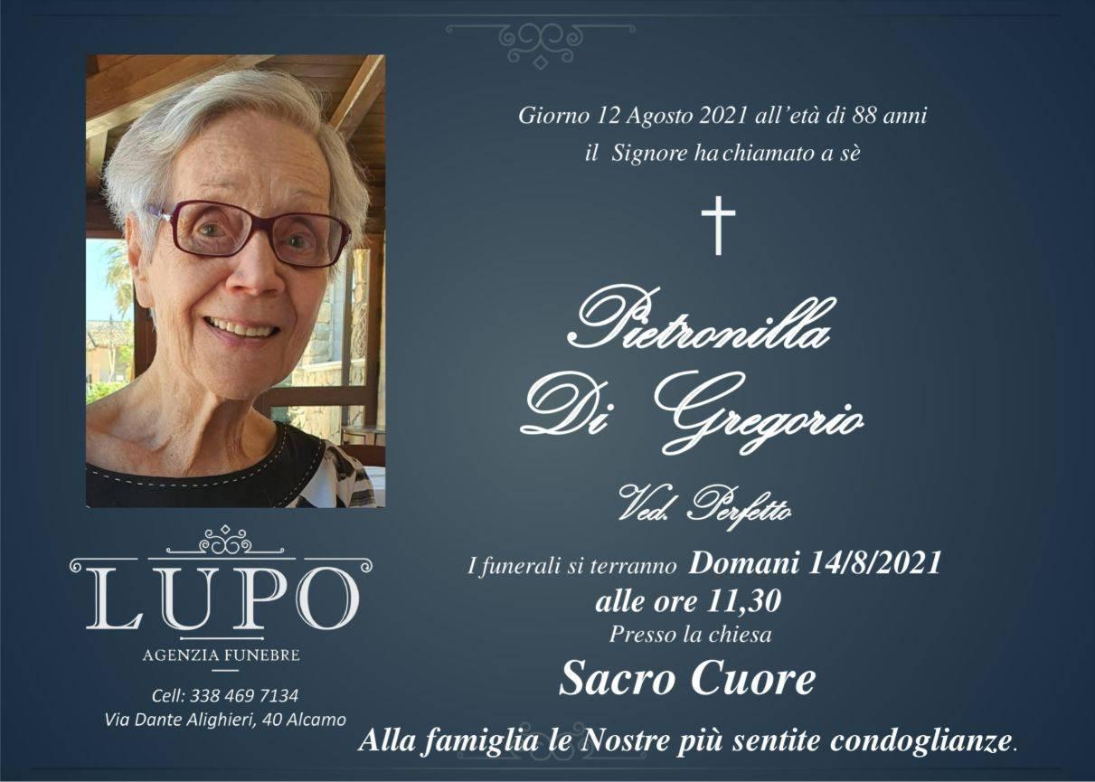 Pietronilla Di Gregorio