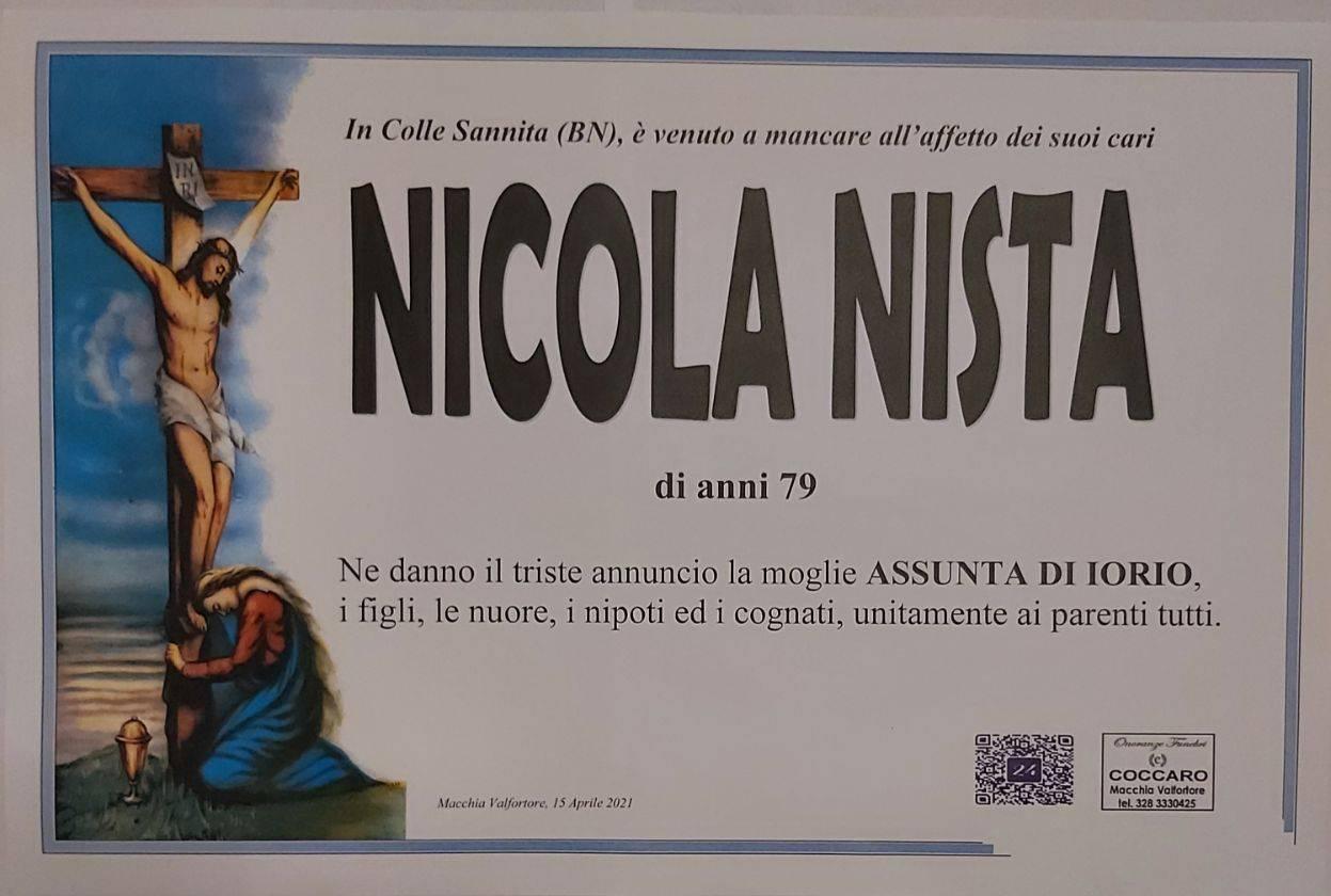 Nicola Nista