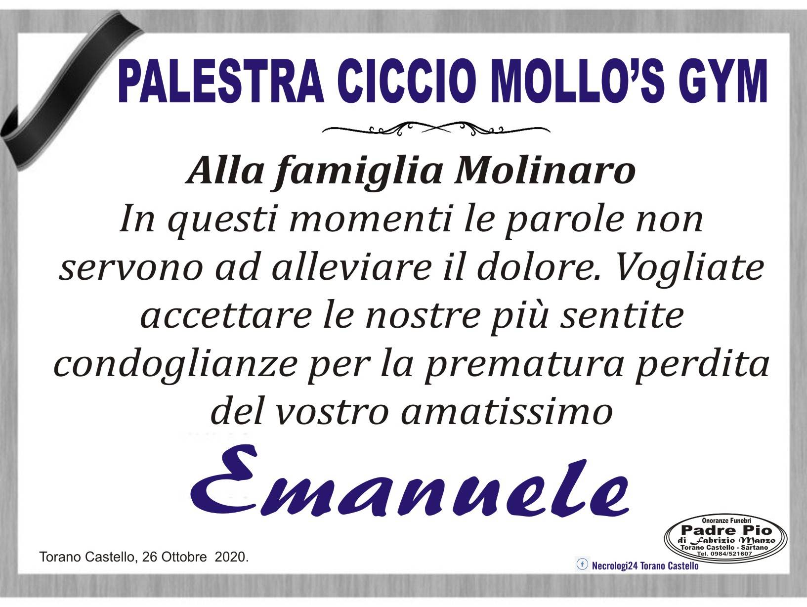 Emanuele Molinaro (P2)