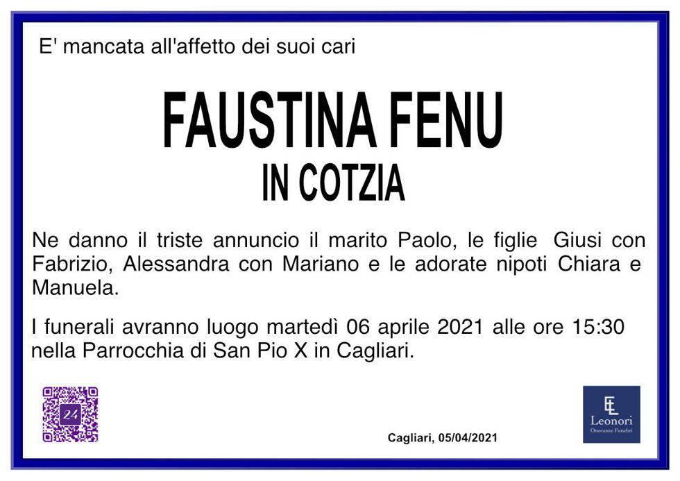 Faustina Fenu