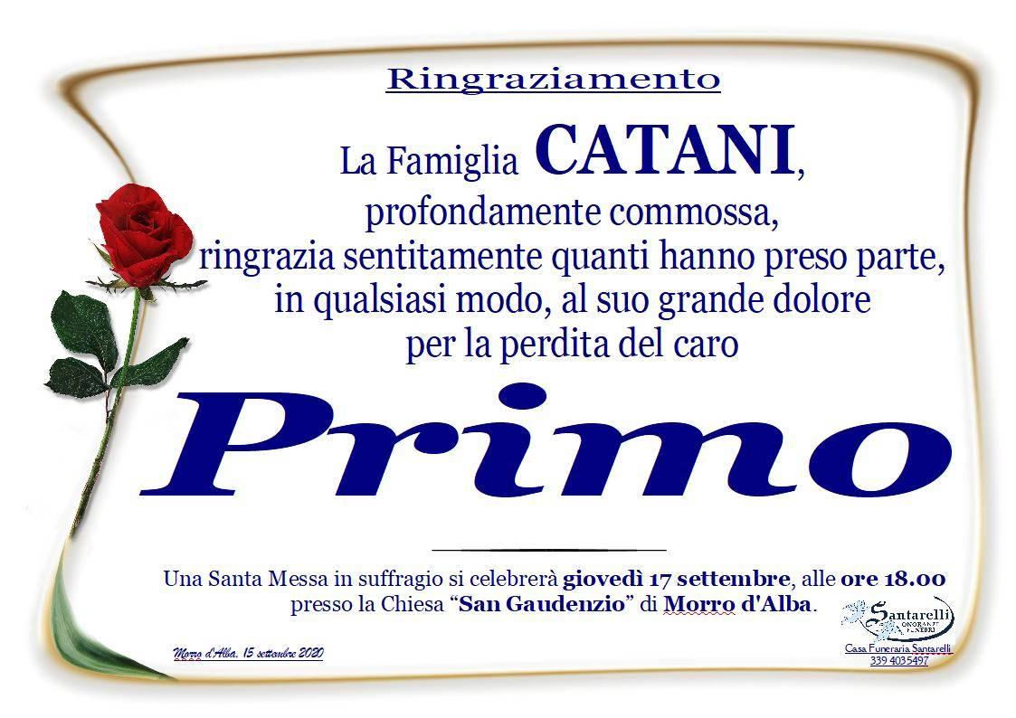 Primo Catani