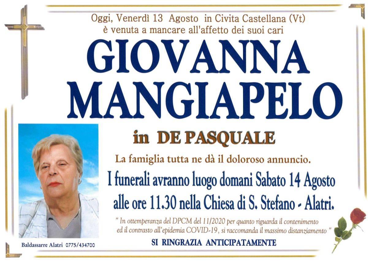 Giovanna Mangiapelo