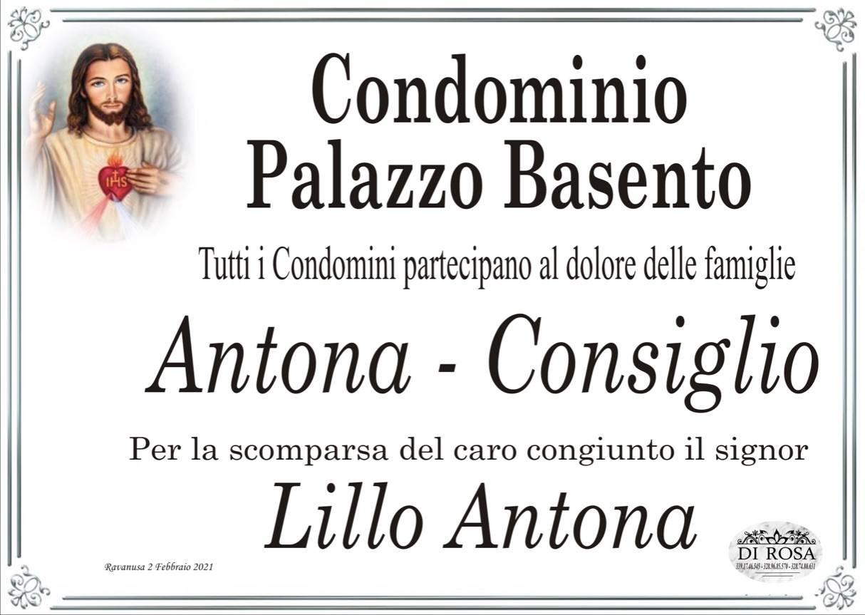 Condominio Palazzo Basento