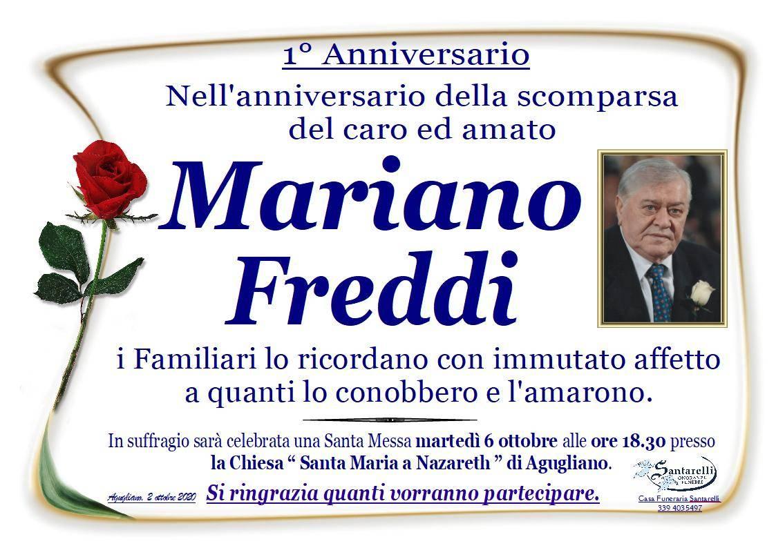 Mariano Freddi