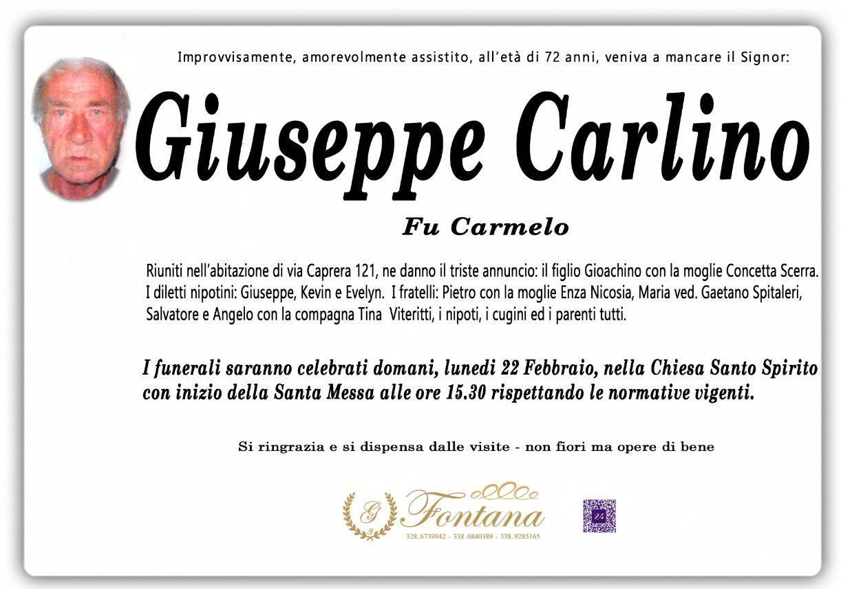 Giuseppe Carlino