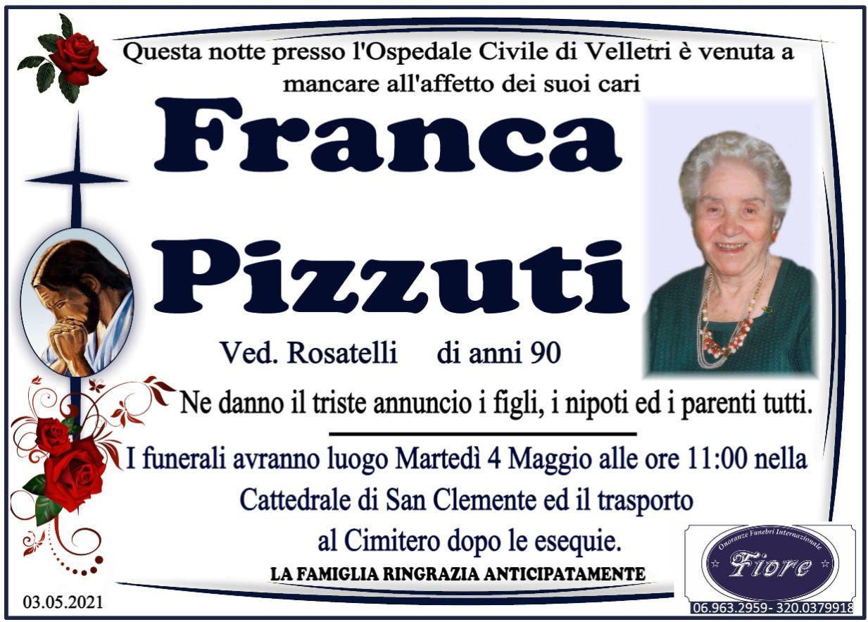 Franca Pizzuti