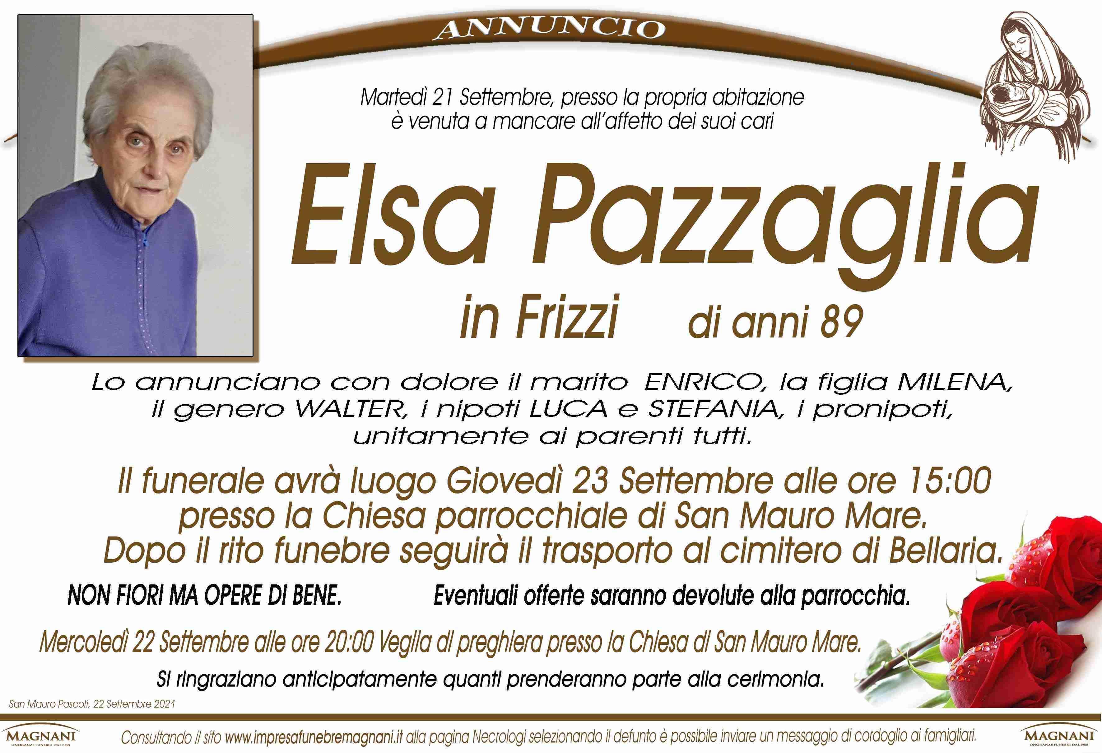 Elsa Pazzaglia