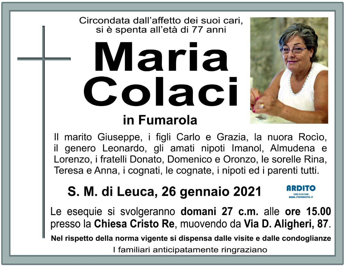 Maria Colaci