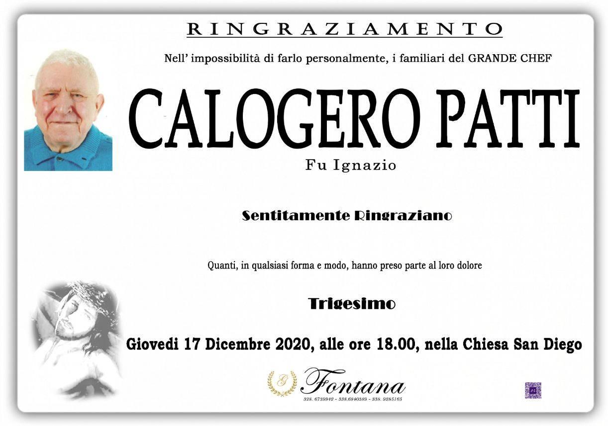 Calogero Patti
