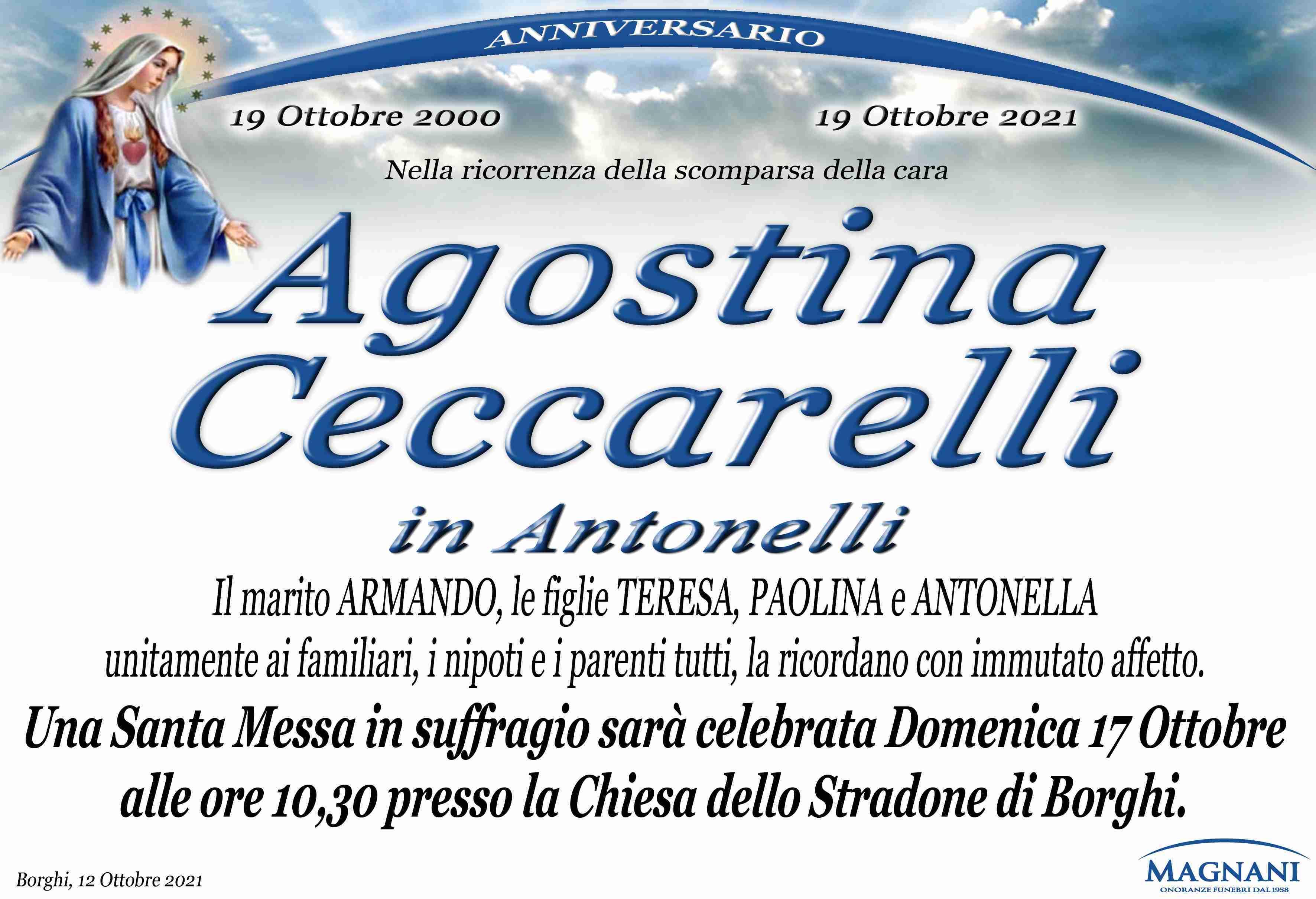 Agostina Ceccarelli