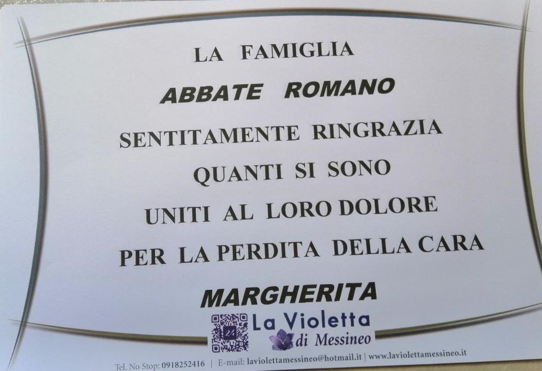 Margherita Romano