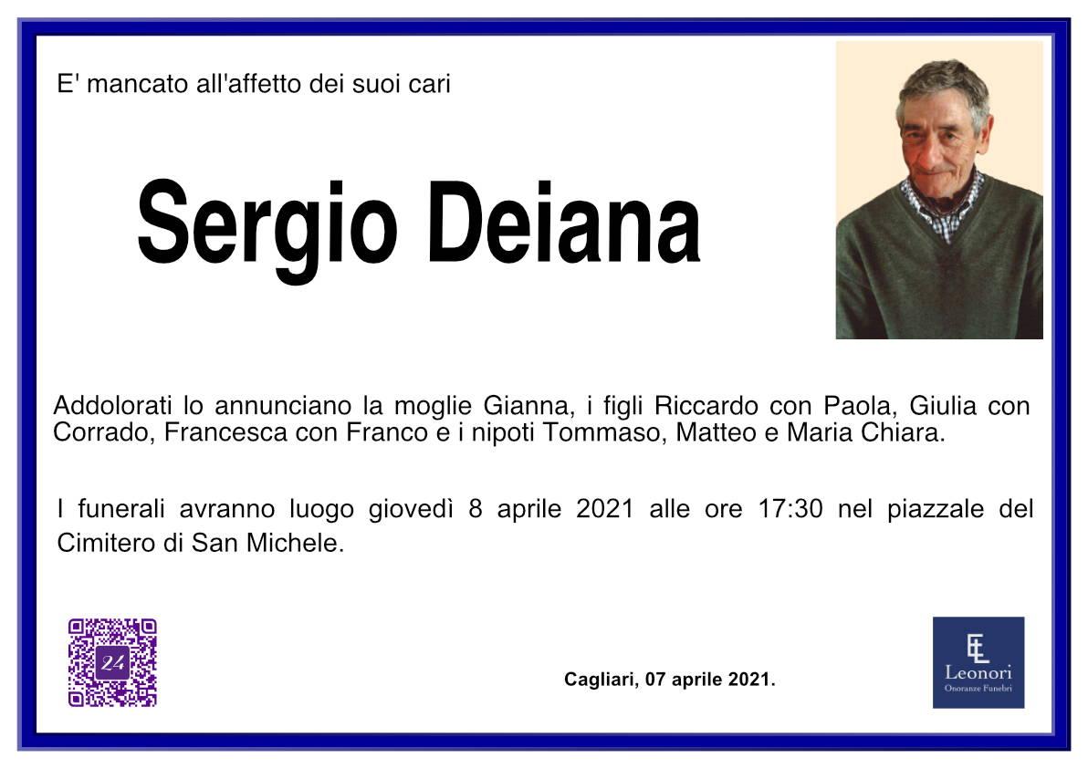 Sergio Deiana