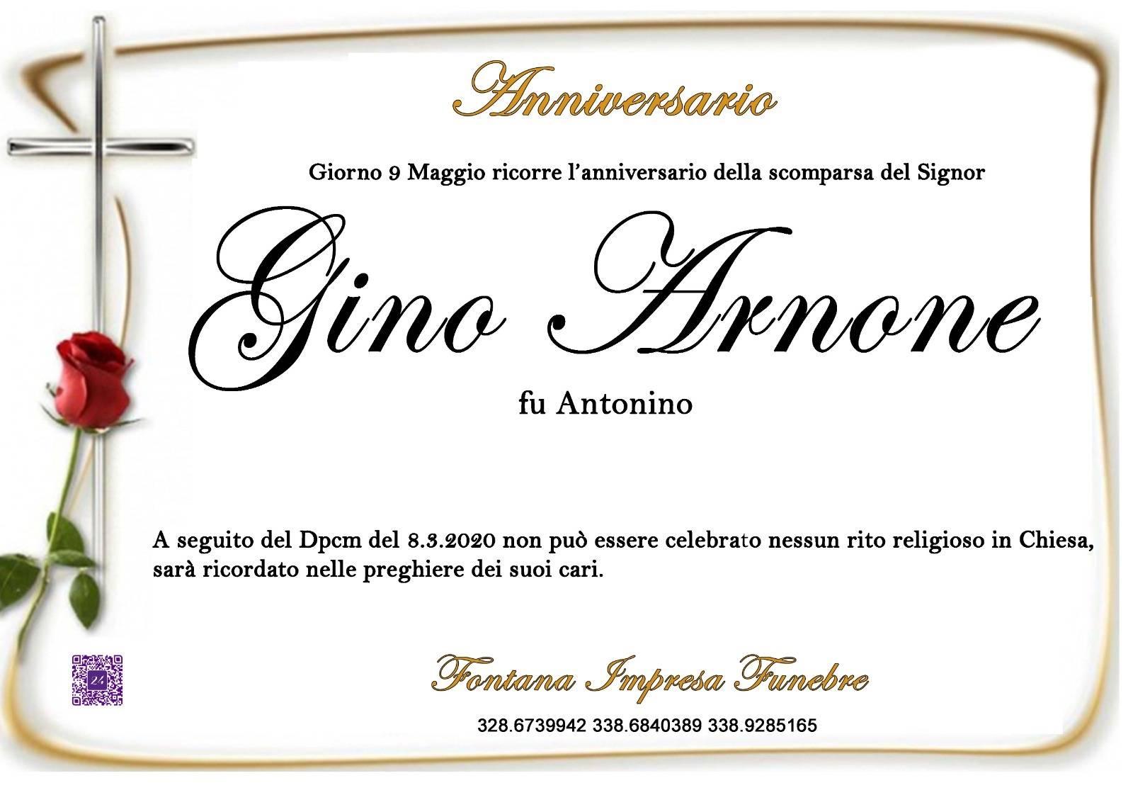 Gino Arnone