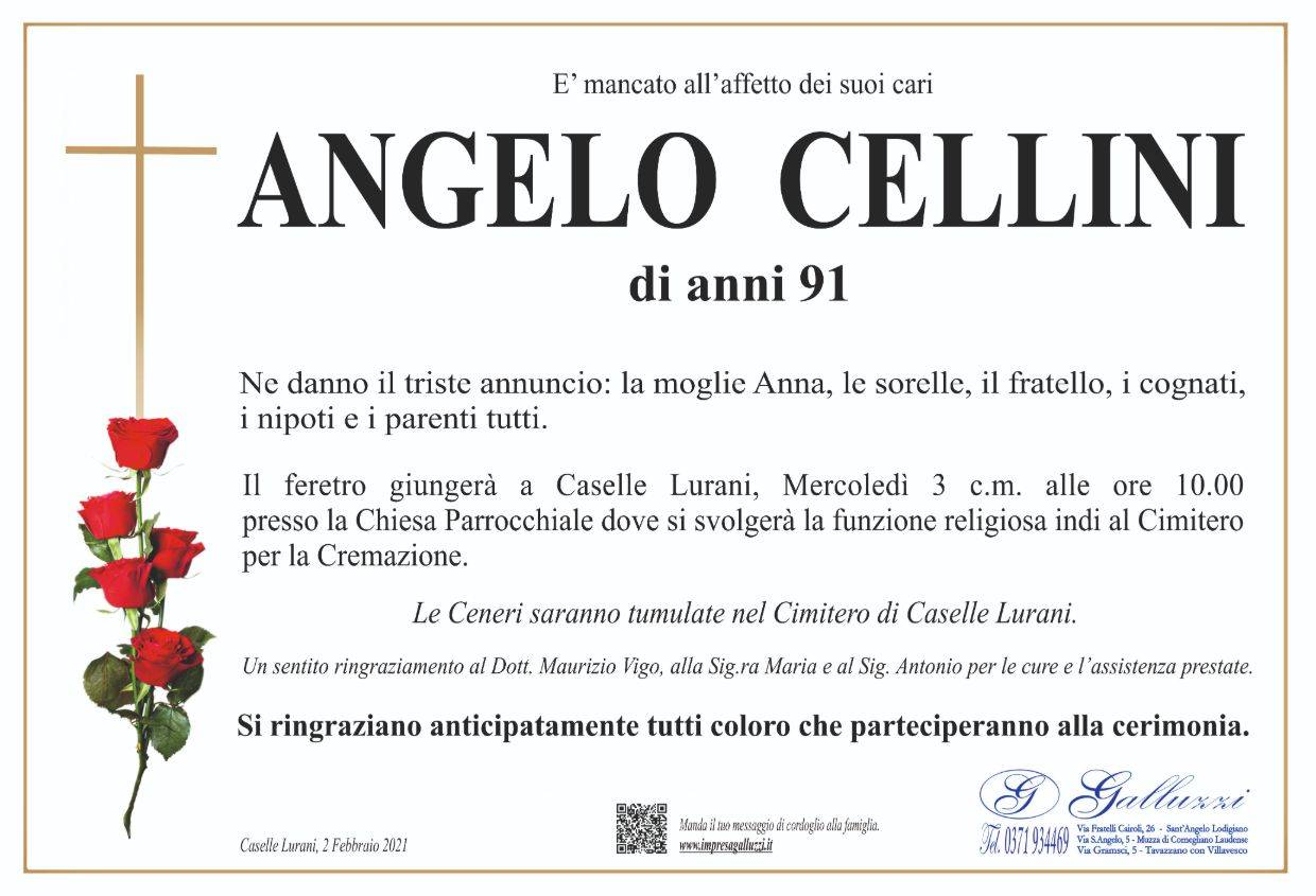 Angelo Cellini