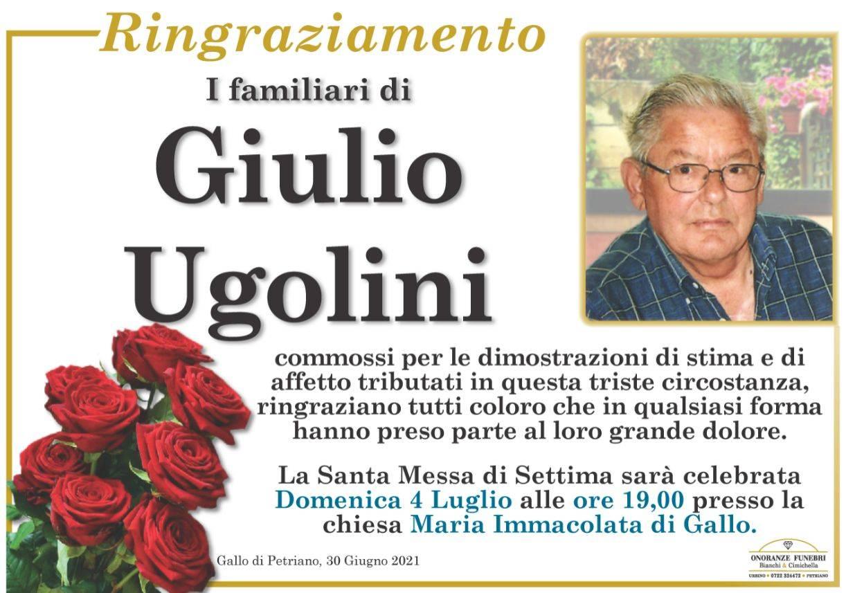 Giulio Ugolini