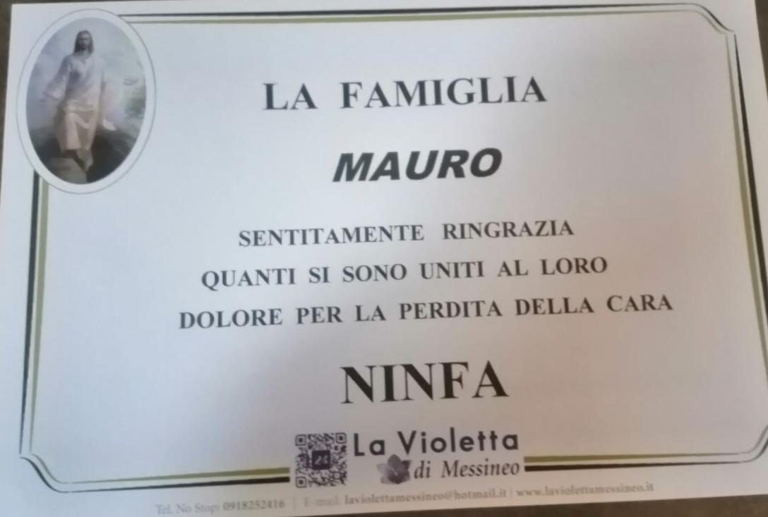 Ninfa Mauro