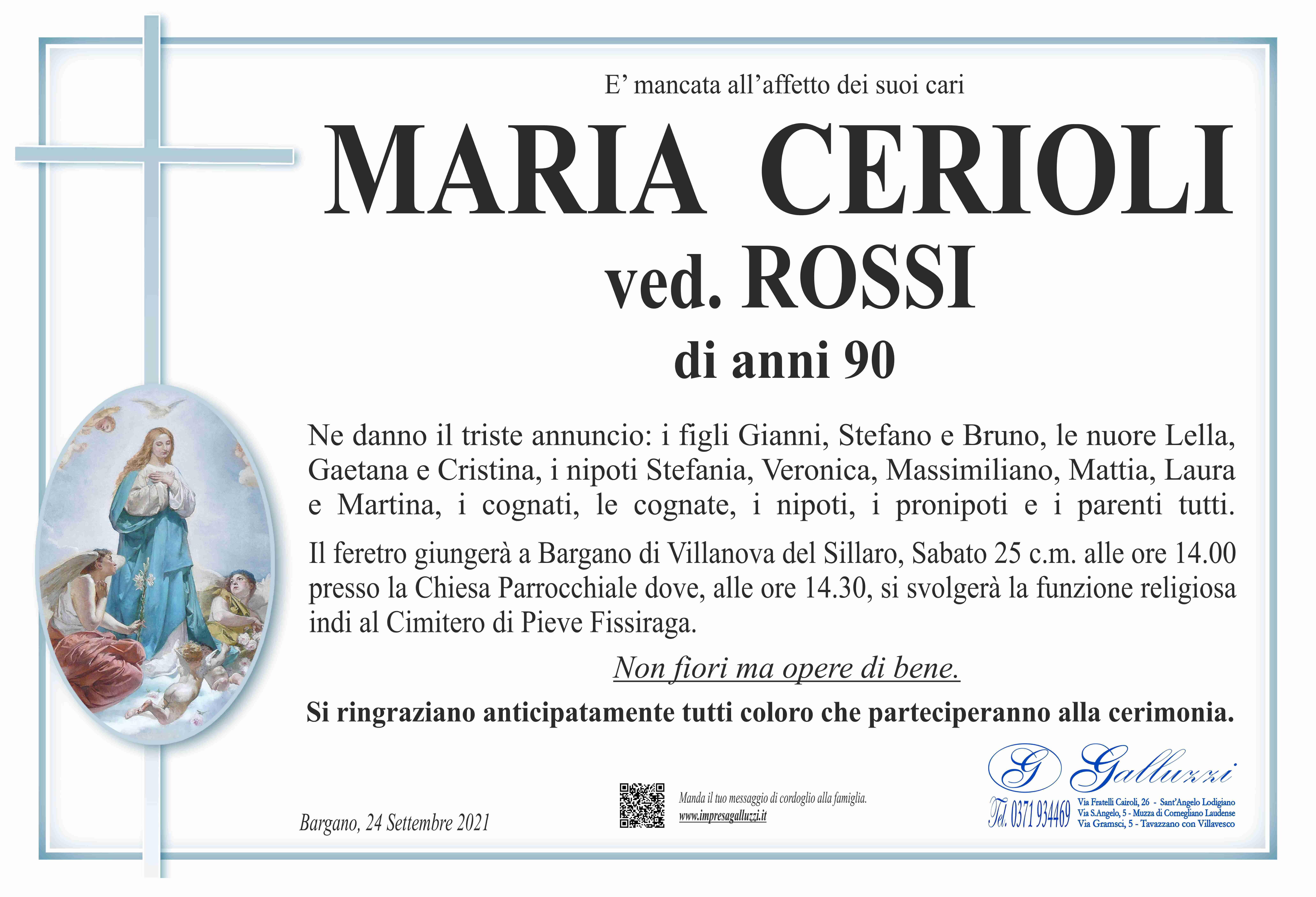 Maria Cerioli