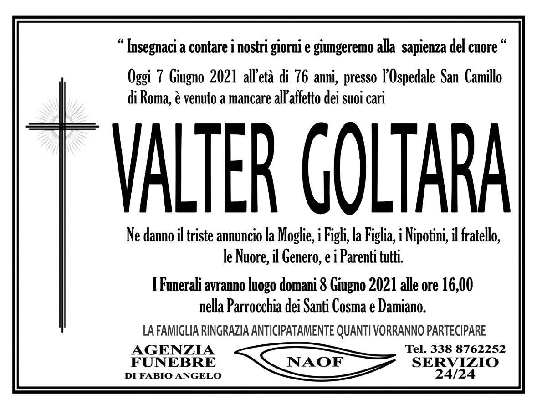 Valter Goltara