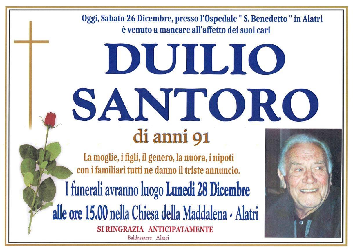 Duilio Santoro