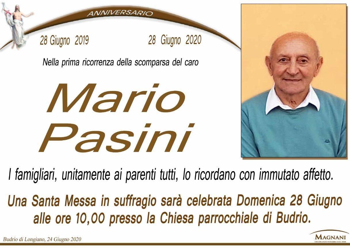 Mario Pasini