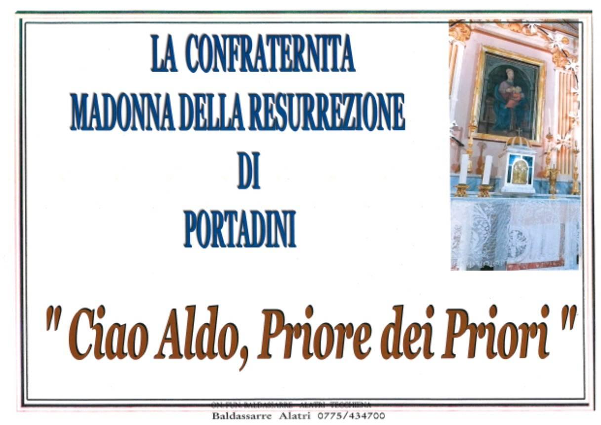 Confraternita Madonna della Resurrezione di Portadini