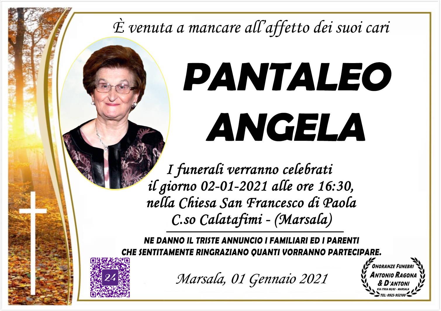 Angela Pantaleo