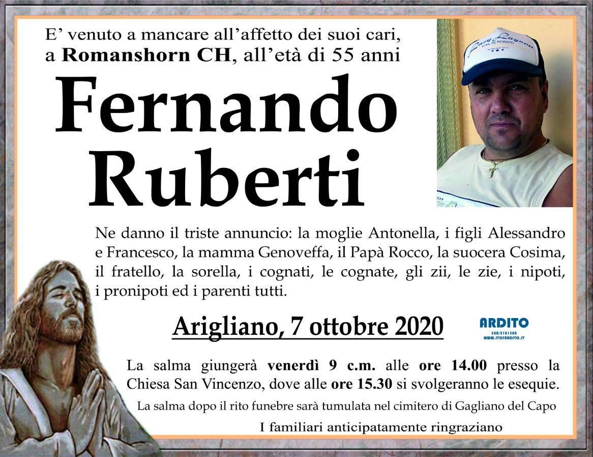 Fernando Ruberti