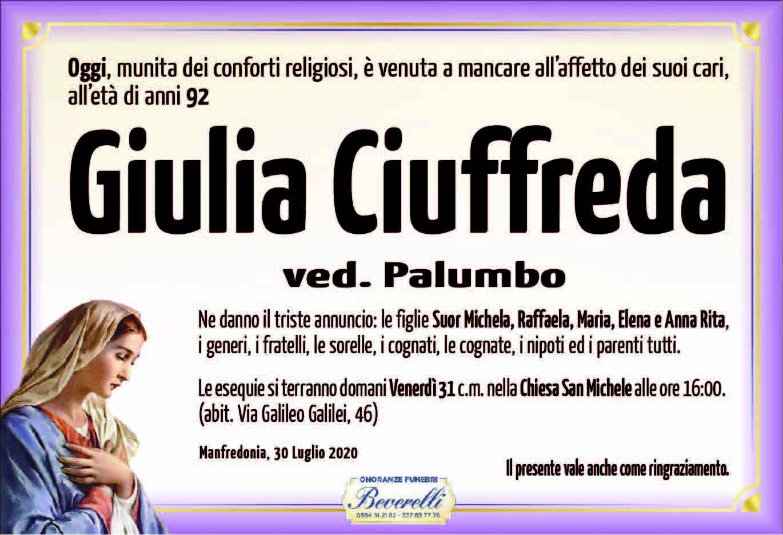 Giulia Ciuffreda