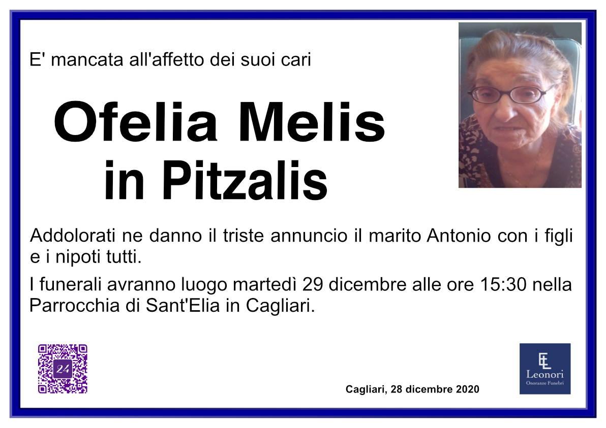 Ofelia Melis