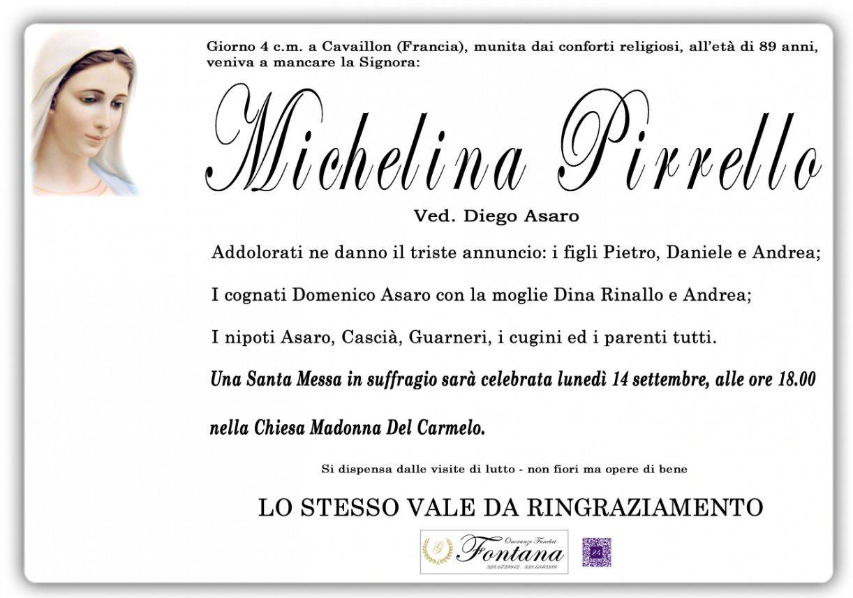 Michelina Pirrello