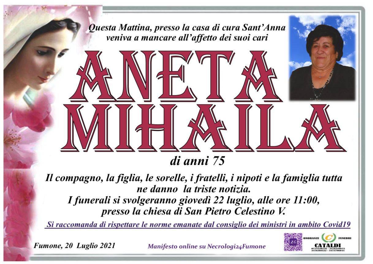 Aneta Mihaila
